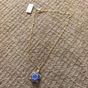 NWT Kate Spade Turtle Locket Necklace
